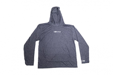 USP Marine Tuning Long Sleeve Performance Hoody (Navy) - Large