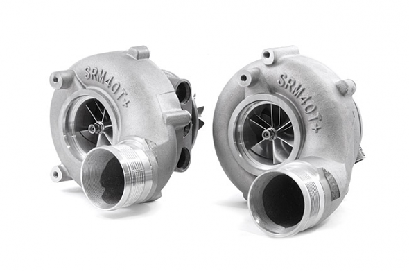 SRM Turbo Upgrade CHRA w/ Performance Covers For Audi RS7
