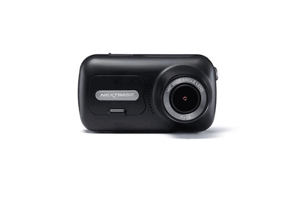 Nextbase Dash Camera 322 - 1080p HD - 60FPS, IPS Touch Screen