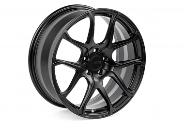 APR S01 Forged Aluminum Wheel - ET45, 19X8.5 (Satin Black)