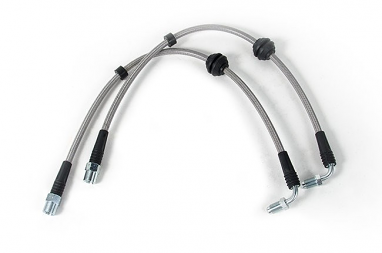 USP Stainless Steel Front Brake Lines For Audi RS6/RS4