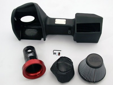 Evolution Motorsports V-Flow Air Intake For 996TT