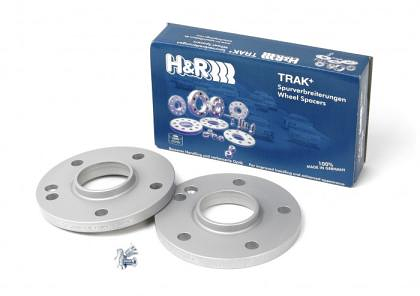 H&R Wheel Spacers - 15mm (66.5mm Center Bore)