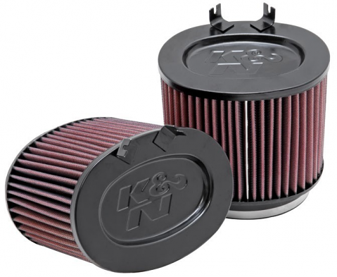 K&N High Performance Replacement Air Filter For Porsche 911