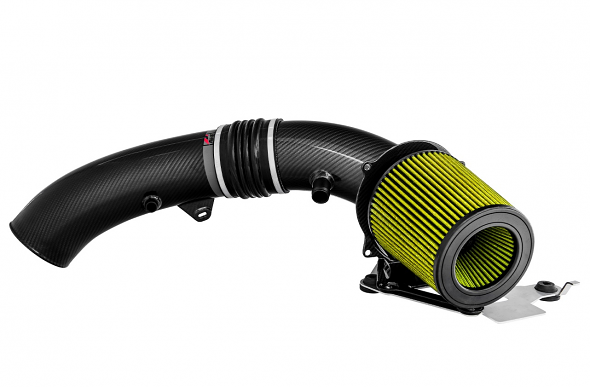 "AWE 4.5"" S-FLO Open Carbon  Intake System For Audi RS3/TT RS 2.5T"