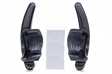 Carbon Fiber DSG Paddle Extensions For Volkswagen Vehicles