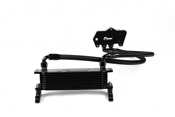 Racingline DSG Gearbox Oil Cooler For VW/Audi MQB DQ250 6-Speed