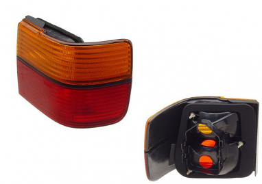 OEM Tail Light Lens Right Outer - VW MKIII Jetta