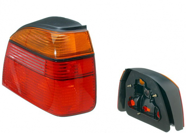 OEM Tail Light Lens Right For MKIII GTI