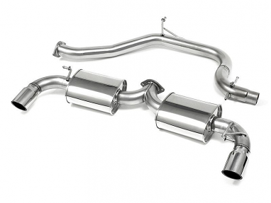 NEUSPEED Stainless Steel Cat-Back Exhaust For MKVI GTI 2.0T