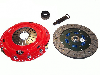 South Bend Stage 1 HD Clutch Kit- Uses OEM Flywheel (6spd)