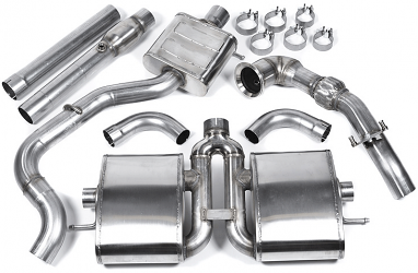 APR TurboBack Exhaust System Audi TT RS