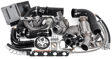 APR Stage 3 GTX Turbocharger System For 2.0T FSI