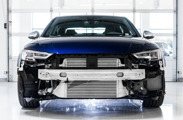 AWE Coldfront Intercooler For The Audi B9 S4 / S5 3.0T