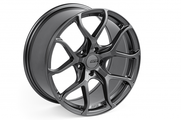 APR A01 Flow Formed Wheel For ET45, 18X8.5 - Gunmetal