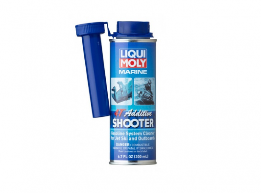 Liqui Moly Marine 4T Shooter Fuel Additive - 200ml
