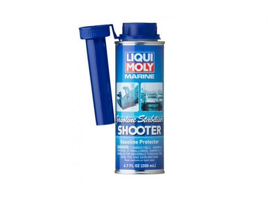 Liqui Moly Marine Gasoline Stabilizer Shooter - 200ml