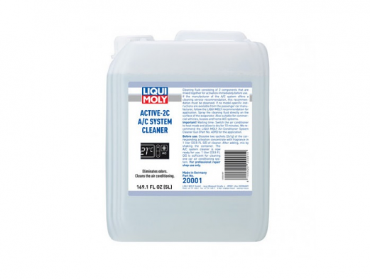 Liqui Moly Active-2C A/C System Cleaner