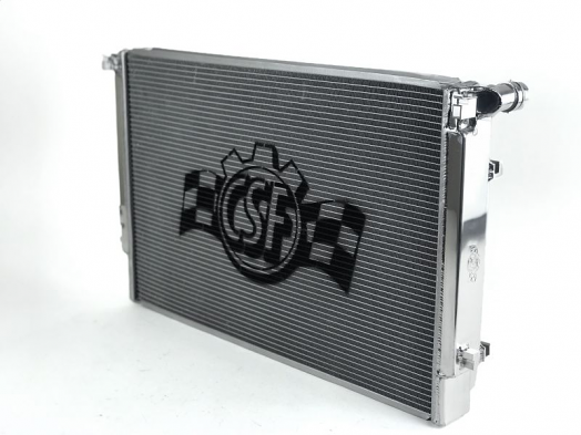 CSF Triple-Pass Aluminum Radiator For Volkswagen Golf/GTI/R & Audi A3/S3 (MQB)