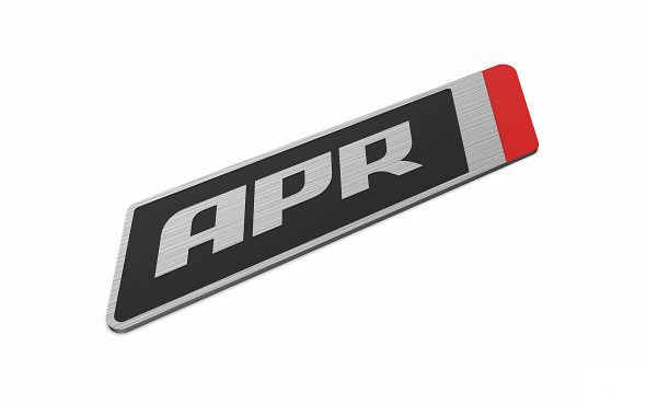 APR Flat Badge - Large