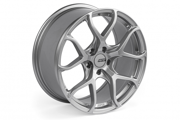APR A01 Flow Formed Wheel For ET42, 20X9 - Silver
