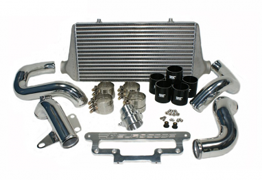 EuroCode Tuning Front Mount Intercooler Kit For B8 A5