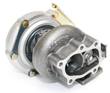 Garrett GT2871R turbo with GT28R style Compressor Housing