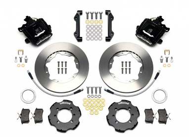 Wilwood Big Brake Kit Rear For Fiat