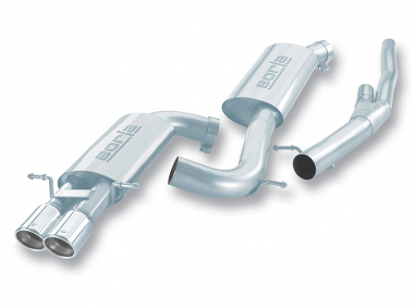 Borla Cat Back Exhaust System For Audi S4 B5
