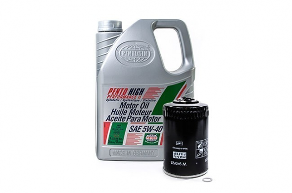 Complete Oil Service Kit For 1.8T