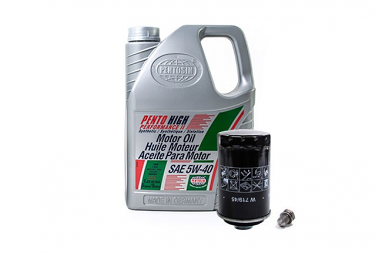 Complete Oil Service Kit: 2.0 TSI