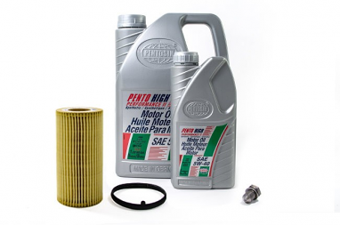 Complete Oil Service Kit For 2.5L