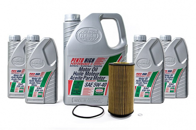 Complete Oil Service Kit For 4.2L