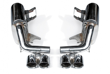 Fabspeed Maxflo Performance Side Exhaust System For Porsche 991 Carrera