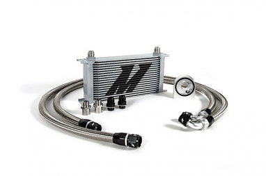 Mishimoto Universal Oil Cooler Kit : 19 Row
