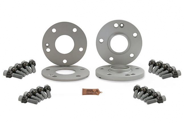 Spulen Wheel Spacers- w/Bolts 7/15mm Combo For Porsche