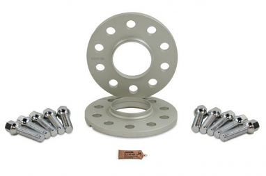 SPULEN Wheel Spacer & Bolt Kit- 10mm (66.6mm Hub) with Ball Seat Bolts