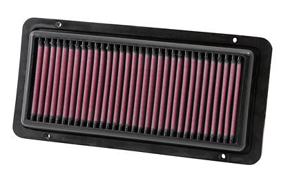 K&N Replacement Air Filter For 04-08 Lamborghini Gallardo 5.0L V10