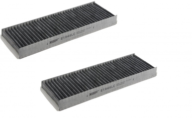 ACC Cabin Filter (Activated Charcoal) Kit For Audi R8