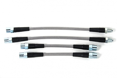 USP Stainless Steel Brake Line Kit For B5 Audi A4/S4 Quattro