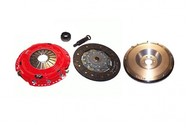South Bend Stage 1 HD Clutch Kit- Uses Single Mass Flywheel (6spd)