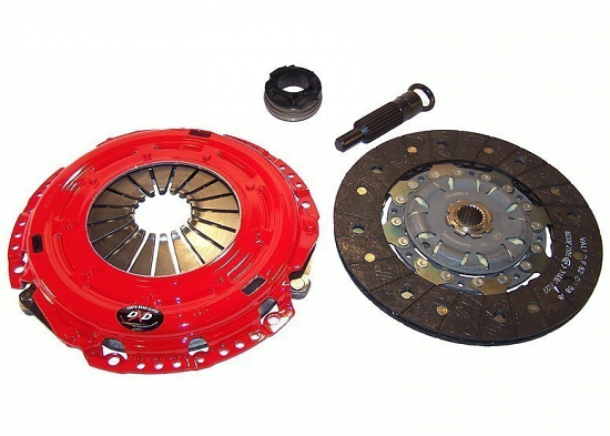 South Bend Stage 2 Daily Clutch Kit- Uses Single Mass Flywheel (6spd)