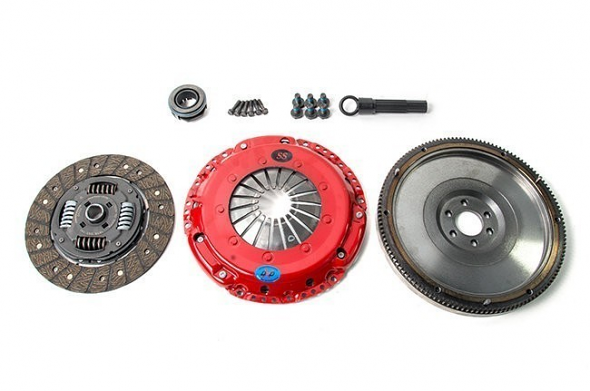 South Bend Stage 3 Daily Clutch and Flywheel Kit (5spd)