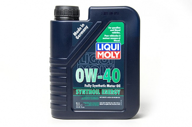 Liqui Moly Synthoil Energy 0W40 Engine Oil (1 liter)