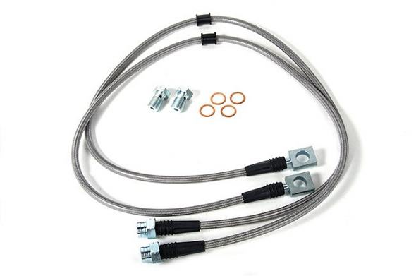 USP Complete Stainless Steel Rear Brake lines