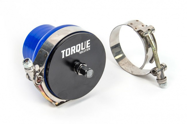 "Torque Solution Boost Leak Tester For 2"" Turbo Inlet"