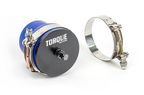 "Torque Solution Boost Leak Tester For 2.5"" Turbo Inlet"