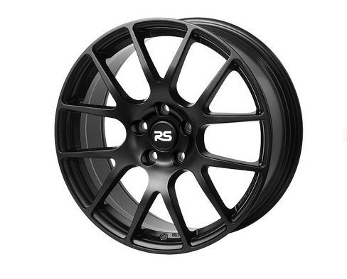 Neuspeed RSe12 Light Weight Wheel: 18x8 Black