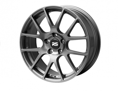 Neuspeed RSe12 Light Weight Wheel: 18x8 Gun Metal