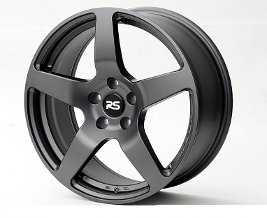 Neuspeed RSe52 Light Weight Wheel: 18x8 Gun Metal